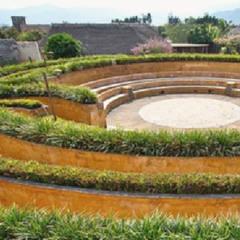 Jardín de Meditación - Jardines Terapéuticos: Jardines japoneses de estilo  de Simbiotia