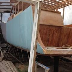 Yachts & jets by Donkişot Ahşap Dünyası, Asian Wood Wood effect