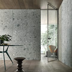 Moderne glazen taatsdeur Rimadesio Vela op maat:  Glazen deuren door Noctum