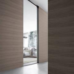 Inside doors by Noctum