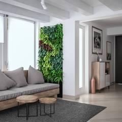 ห้องนั่งเล่น by Santoro Design Render
