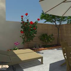 Zen garden by Hellen Assis - Designer de Interiores
