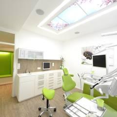 Zahnarztpraxis Prodens32:  Praxen von PURE Gruppe Architektengesellschaft mbH
