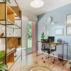 Homeoffice: Estudios y biblioteca de estilo  por Klover