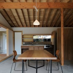 Деревянные дома в . Автор – WADAGUMI