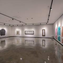 Trung tâm triển lãm by 내츄럴디자인컴퍼니