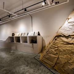 전주인테리어-전북완주군 누에복합문화공간 박물관: 내츄럴디자인컴퍼니의  박물관