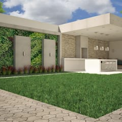 Patios & Decks by QBO ARQUITECTURA