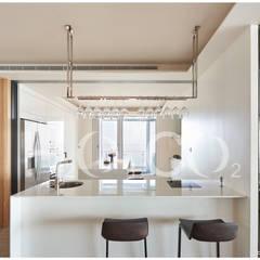 光合‧景宴:  小廚房 by 光合作用設計有限公司