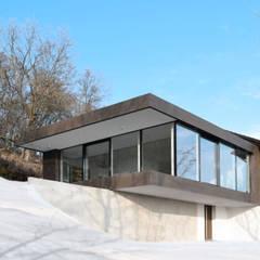 Panorama Wohnloft:  Einfamilienhaus von PURE Gruppe Architektengesellschaft mbH