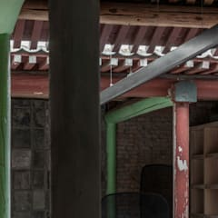 Azoteas de estilo  por ARCHISTRY design&research office