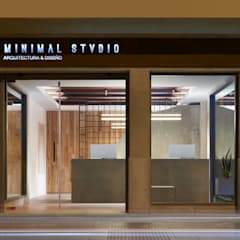 Offices & stores by Minimal Studio