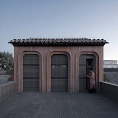 Casas pequenas  por ARCHISTRY design&research office
