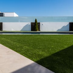 Garden Pool by Piscinas Imperial