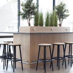 ร้านอาหาร by PURE Gruppe Architektengesellschaft mbH