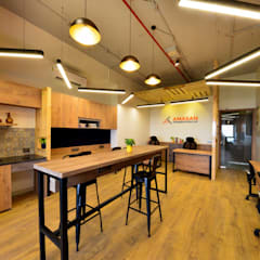 Offices & stores by The Design Chapel