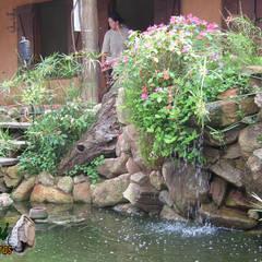 Garden by Bizzarri Pedras, Country Stone