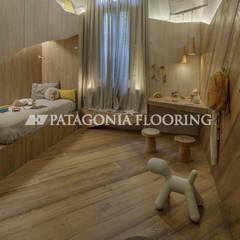 Cuarto para chicos: Habitaciones para niños de estilo  por PATAGONIA FLOORING