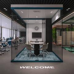 :  مكتب عمل أو دراسة تنفيذ ICONIC DESIGN STUDIO