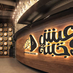 :  مطبخ تنفيذ ICONIC DESIGN STUDIO