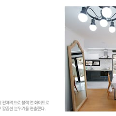 Small kitchens by 한글주택(주)