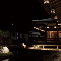 Event venues by 東京デザインパーティー|照明デザイン 特注照明器具, Asian