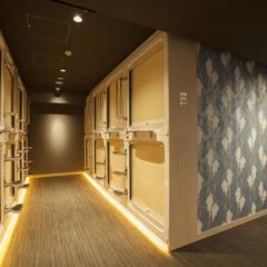 Hotels by 東京デザインパーティー|照明デザイン 特注照明器具