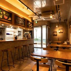 Gastronomy by 東京デザインパーティー|照明デザイン 特注照明器具