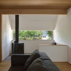 大和町の家: 柳瀬真澄建築設計工房 Masumi Yanase Architect Officeが手掛けた窓です。