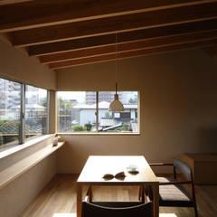 松山の家: 柳瀬真澄建築設計工房 Masumi Yanase Architect Officeが手掛けた窓です。