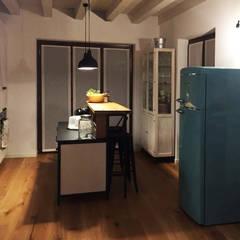 Cozinhas embutidas  por D.P.R 2 di De Paoli Romano