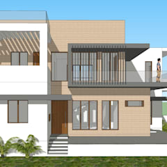 Bungalows by Ravi Prakash Architect