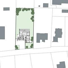 Villa J.L-V, Bunde (NL):  Villa door Verheij Architecten BNA