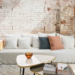 Livings de estilo  por Abrils Studio,