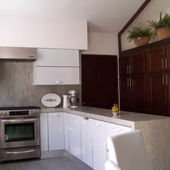 置入式廚房 by Cocinas Ciao Torreón