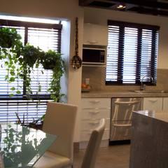 Cocinas Ciao Torreón의  빌트인 주방