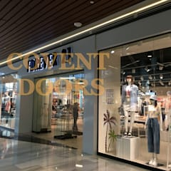 Shopping Centres by Covent Doors