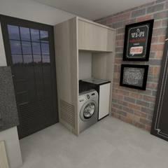 وحدات مطبخ تنفيذ CG arquitetura e interiores