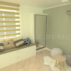 Apartamento Boyaca: Habitaciones de estilo  por Johana Velásquez