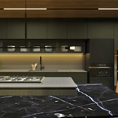 Kitchen units by Maicon Ramos arquitetura