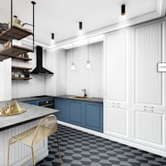 Kitchen units by LESINSKA CONCEPT