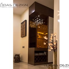Wine cellar by Midas Dezign, Asian