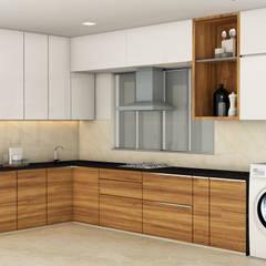 Kitchen by Midas Dezign, Minimalist