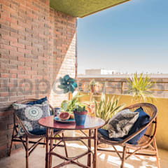Balkon by Bhoga Home Staging