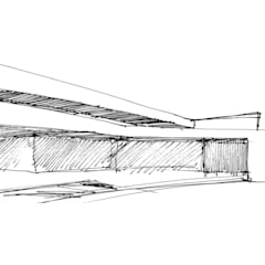 Arquitectura minimalista en Madrid: Casas unifamilares de estilo  de Otto Medem Arquitecto vanguardista en Madrid