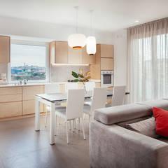 Built-in kitchens by manuarino architettura design comunicazione,