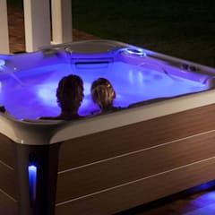 Hot tubs by Caldarium Spa Company