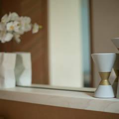 Diseño de Dormitorios. Proyecto Casa Naranjo: Baños de estilo  por Soma & Croma, Rústico