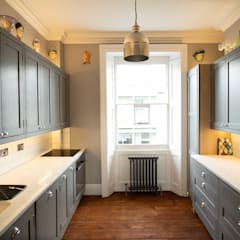 Renovation of Grade II listed building:  Built-in kitchens by Nordic Sky Limited