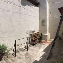 Remodelación de Patio: Jardines de estilo  por  DVA · Arquitectura, Diseño Gráfico y Publicidad, Rústico